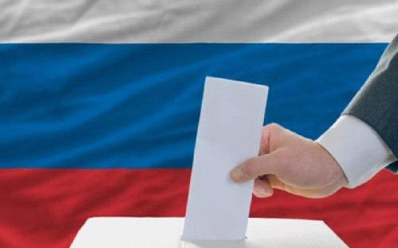 انتخابات ریاستجمهوری روسیه آغاز شد