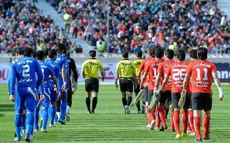 سقوط جایگاه پرسپولس و استقلال در ردهبندی تیمهای برتر فوتبال