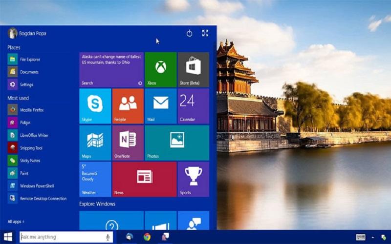 اجبار مایکروسافت برای بارگذاری نسخه جدید ویندوز ۱۰