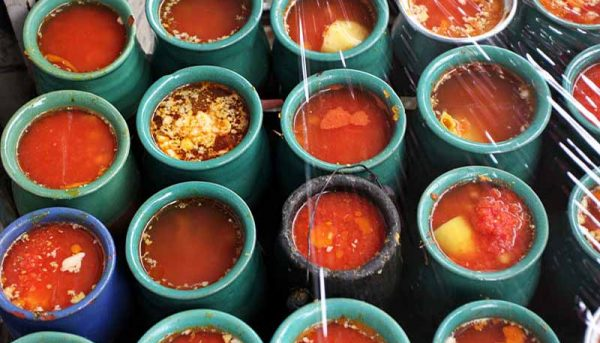 صادرات میلیاردی سوپ و آبگوشت در سال ۹۶