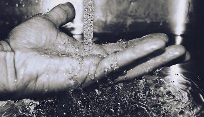 اعتراض مردم سپید دشت به شوری آب شهرشان