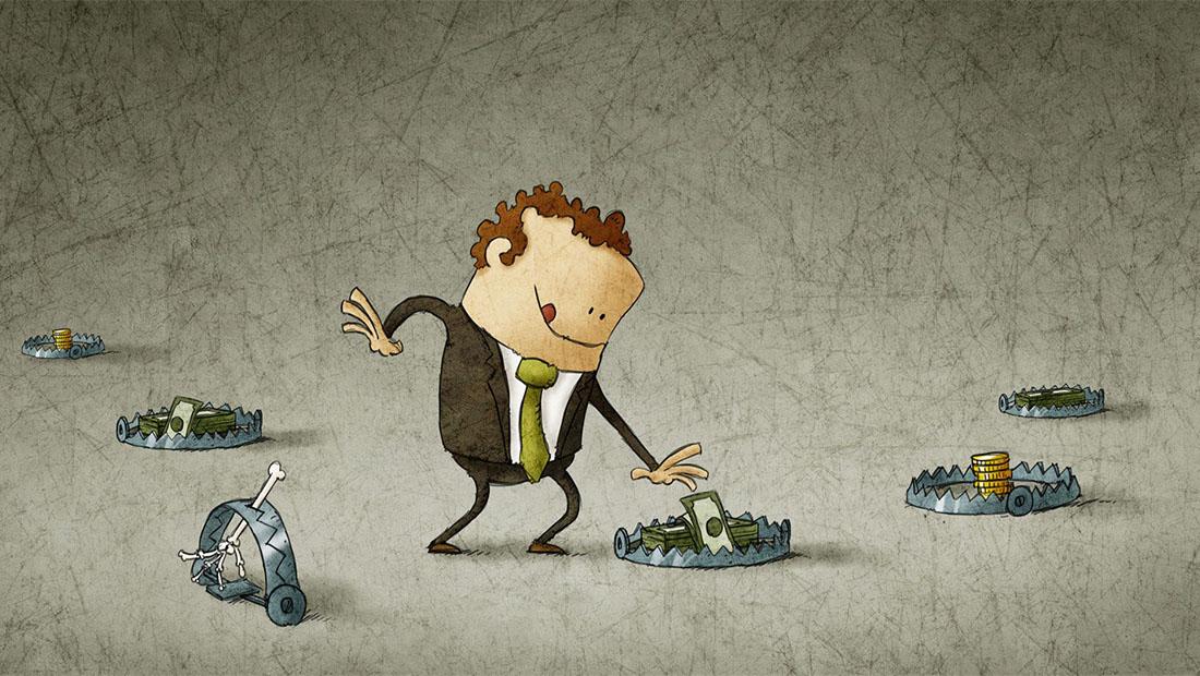 نفرین منبع آزادی مالی شخصی پسانداز