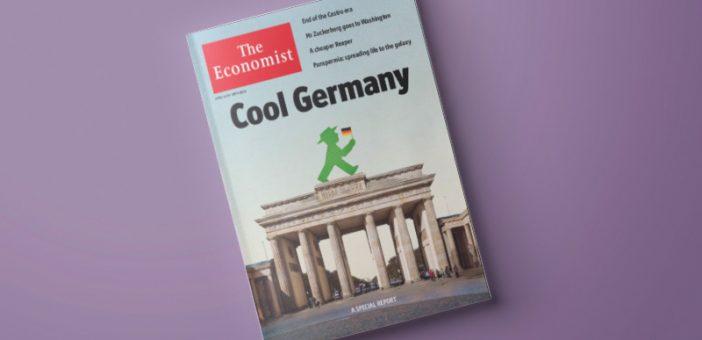 آلمان الگویی برای کشورهای غربی