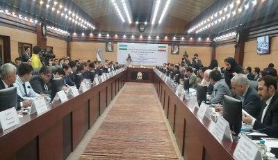 مذاکره برای افزایش مبادلات تجاری ایران و ازبکستان