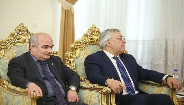 نماینده ویژه پوتین در امور سوریه به تهران سفر کرد