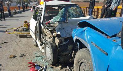 هر ۴۵ دقیقه یک کشته در سوانح جادهای نوروز