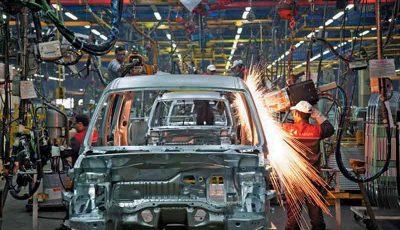 افزایش تولید خودروی سواری در 11 ماه سال 96