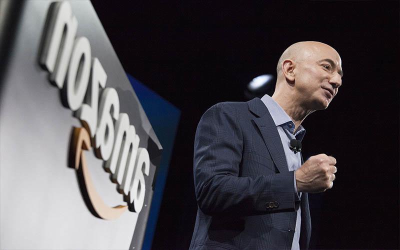 ثروت مدیرعامل آمازون در دو روز 9 میلیارد دلار افزایش یافت
