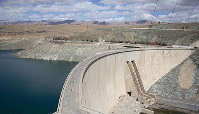 96 سد بزرگ کمتر از 40 درصد ذخیره آب دارند