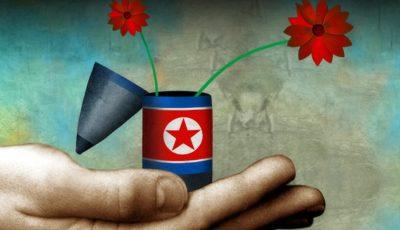 پشت پرده دیدار رهبران دو کره