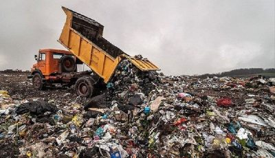 واردات 25 هزار تن زباله!