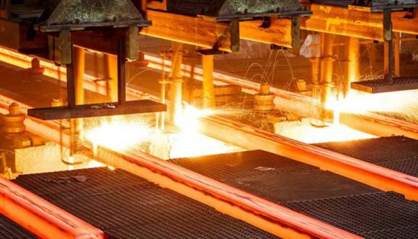 کاهش ظرفیت تولید فولاد چین تا ۲۰۲۵