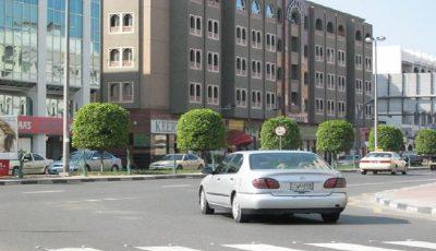 پلاکهای خودروهای دوبی دیجیتالی میشود