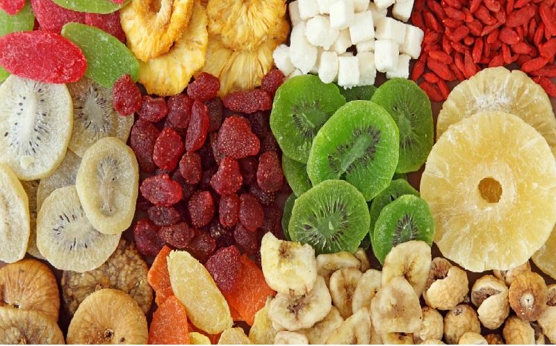ارزشآفرینی در بحران کمآبی با صادرات میوه خشک
