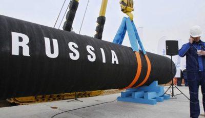 کاهش تولید نفت روسیه ادامه دارد