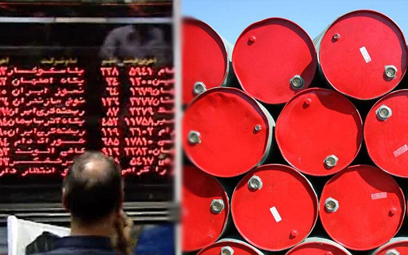 نوسان قیمت نفت چه تاثیری بر بورس دارد؟