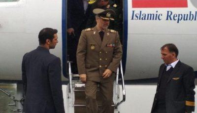 دیدار وزیر دفاع ایران با همتای عراقی