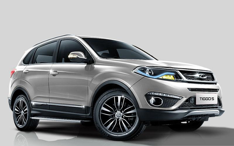 چینیهای بلند قد، فعال در بازار امروز خودرو