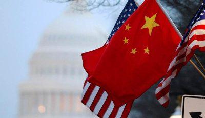 کاهش ۲۷ میلیارد دلاری مازاد تجاری چین با آمریکا