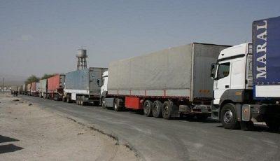 جریمه اخذ کمیسیون اضافه از رانندگان کامیون، تنها ۵۰۰ هزار تومان