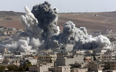 آیا حمله ترامپ به سوریه یک جنگ اقتصادی است؟