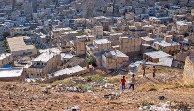 سکونت یک چهارم جمعیت کشور در بافتهای ناکارآمد