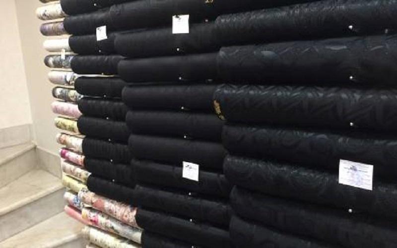 ۹۰ درصد بازار چادر مشکی در انحصار کره و ژاپن است