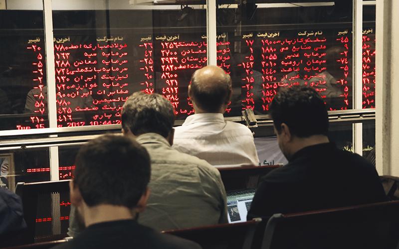 سهام با بیشترین تاثیر در شاخص بورس