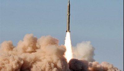 شلیک یک موشک بالستیک دیگر به سمت عربستان