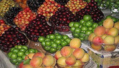 قیمتهای نجومی میوههای نوبرانه