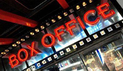 رشد فروش جهانی سینما