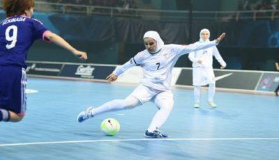 فرشته کریمی یکی ستارههای فوتسال آسیا از نگاه AFC