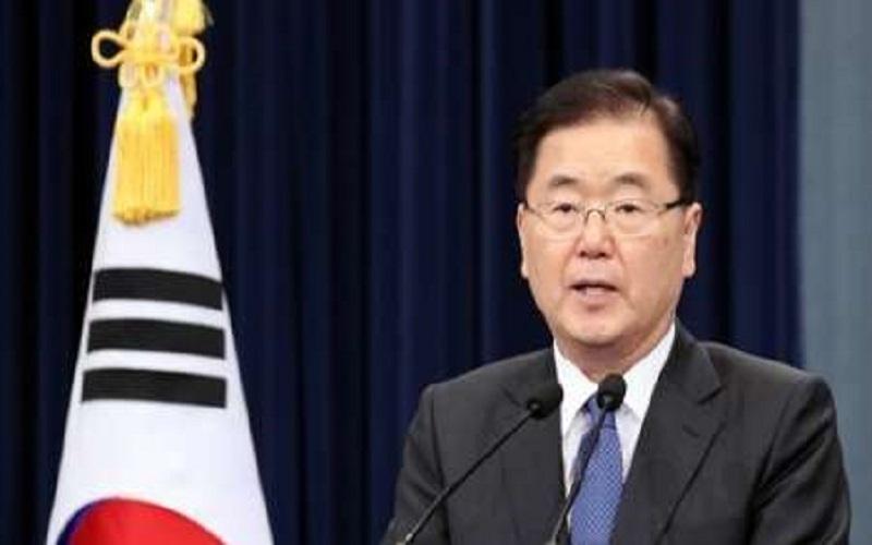 کره جنوبی توپ را به زمین ترامپ انداخت
