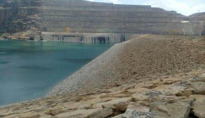 افزایش اعتبار ساخت سد تنگ سرخ بویراحمد