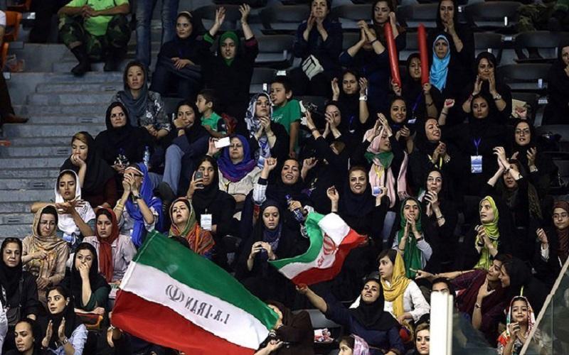 تماشای دیدار فوتسال ایران و اوکراین برای زنان آزاد است
