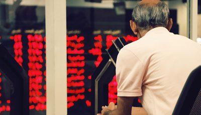 افت مداوم قیمت سهام با کاهش نقدینگی در بورس
