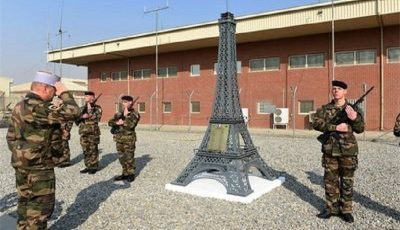 پشتپرده ورود نیروهای زمینی فرانسه به سوریه