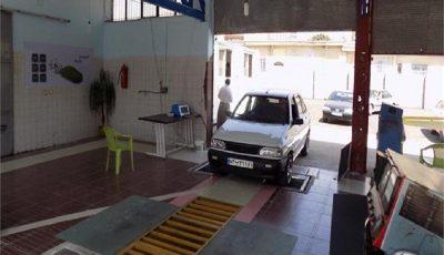 عدم حذف معاینه فنی عادی خودروها