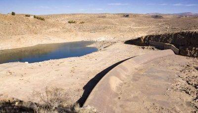 ذخیره آب ۴ سد فارس منفی است