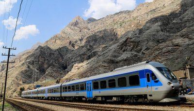 افتتاح قطار برقی تهران-مشهد طی دو ماه آینده