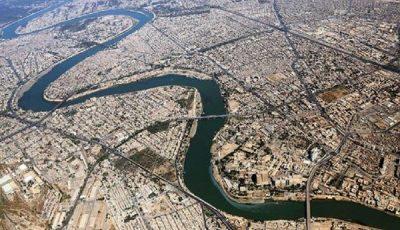 پروژههای آبی ایران و ترکیه منجر به خشک شدن عراق میشود