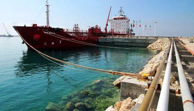 خطوط لوله قدیمی نفت بازرسی و تخلیه میشوند