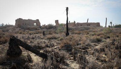 خوزستان در خشکسالی خطرناک و شدیدی قرار دارد