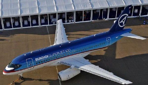 موافقت سازمان هواپیمایی با ورود هواپیمای سوخو