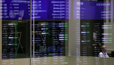 افت سهام آسیایی و آمریکایی با نگرانی از رشد اقتصادی جهان