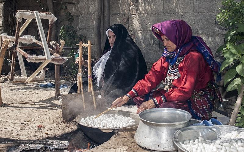 نقش زنان در حمایت از کالای ایرانی