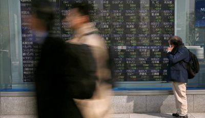 سهام آسیایی با سقوط قیمت نفت افت کرد