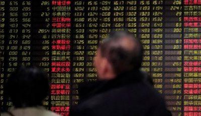 سقوط سهام آسیایی در بازار جهانی