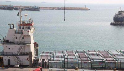 صادرات از بندر امیرآباد ۳۵ درصد افزایش یافت