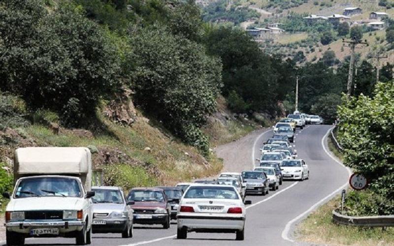 بازگشت جادهها به وضعیت عادی